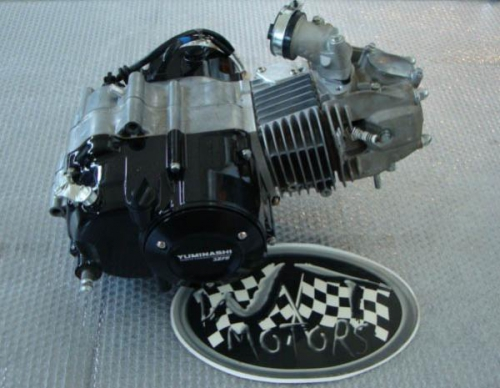 Yuminachi Motor 200cc