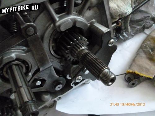 двигатель питбайк ремонт