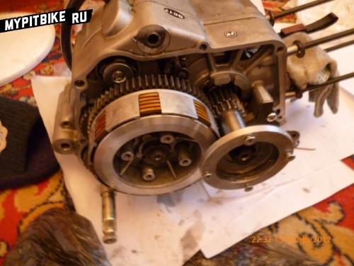 питбайк двигатель запчасти