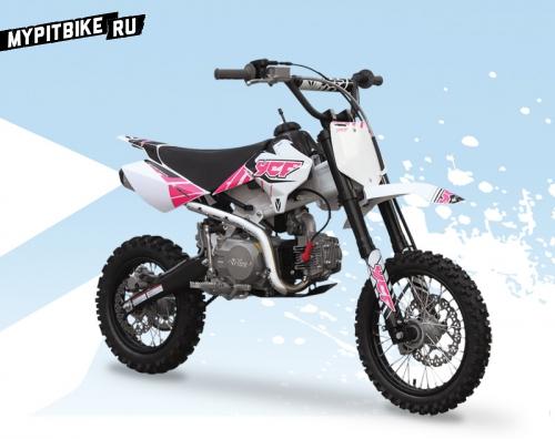 125 RSTART SEMI AUTOMATIQUE Pink