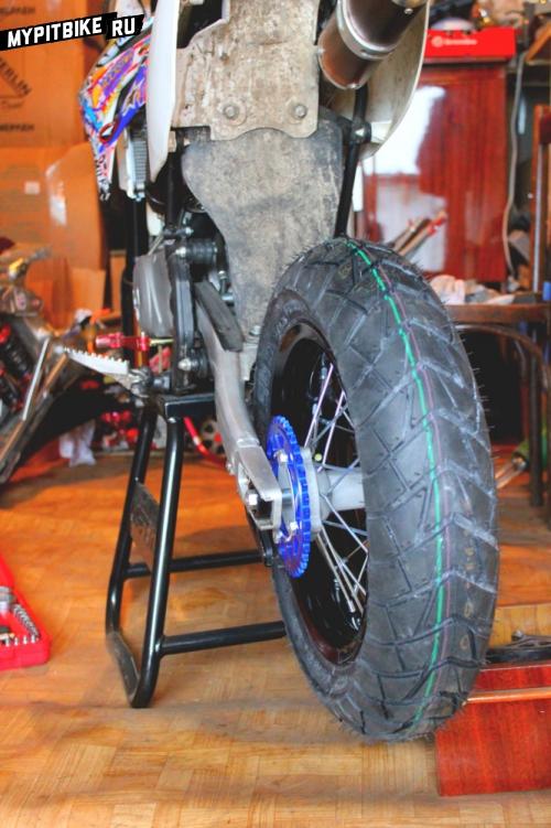 Супермото колеса для PitsterPro LXR