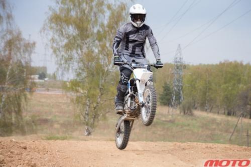 Питбайк AVM TT150B