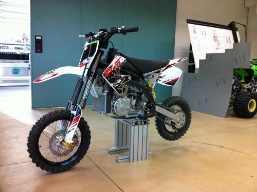 Bucci Moto Electric Pitbike
