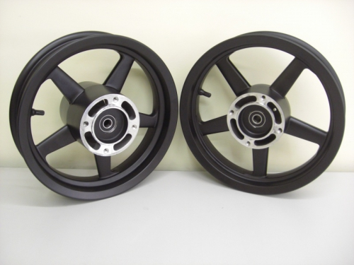 Mobster pitbike rims