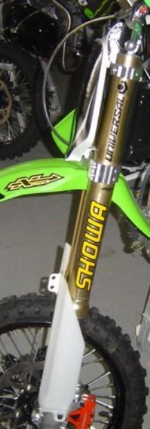 Showa forks pitbike