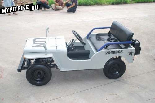 pitbike jeep