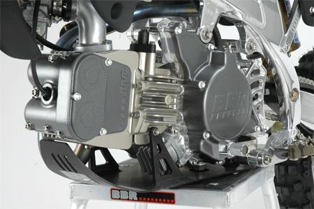 BBR 4 valve pitbike