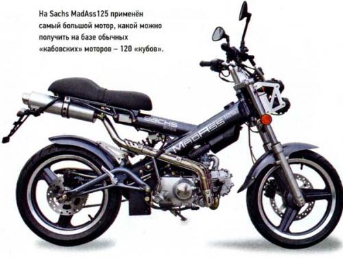 Sachs MadAss