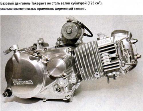 питбайк тюнинг двигателя