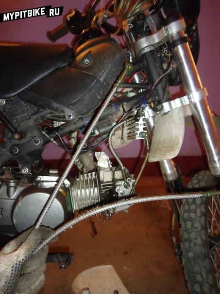 мотор снова в строю